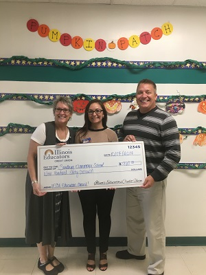 2017 IECU Education Grant recipient